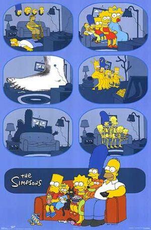 Die Simpsons 328x500