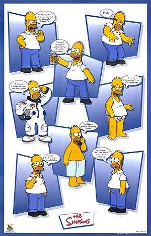 I Simpson 300x467