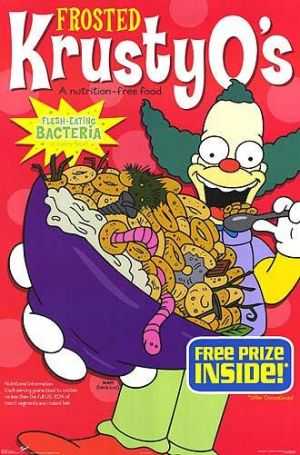Die Simpsons 330x501