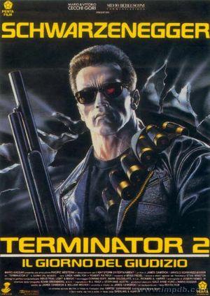 Terminator 2: Judgment Day 500x706