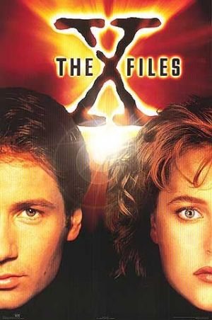 The X Files 320x482