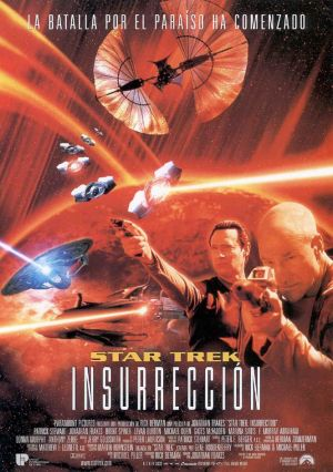 Star Trek: Insurrection Poster