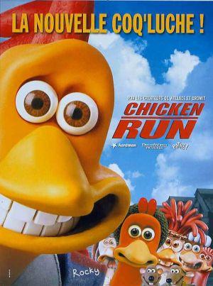 Chicken Run 595x800