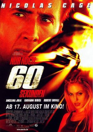 Gone in Sixty Seconds 613x867