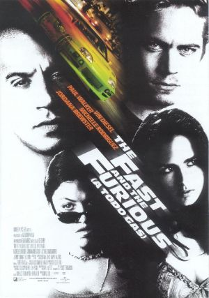 The Fast and the Furious 720x1024