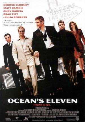 Ocean's Eleven 663x945