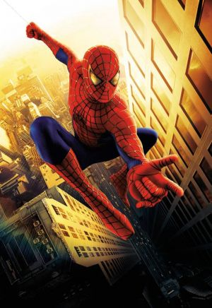 Spider-Man Key art