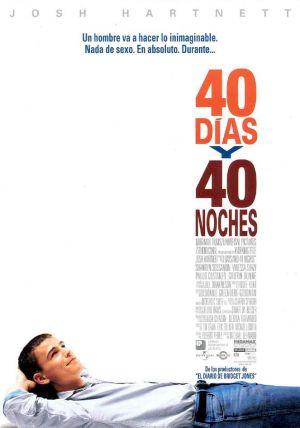 40 Days and 40 Nights 663x945