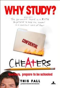 Chea+ers poster