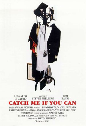 Catch Me If You Can 583x850