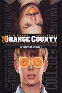 Orange County poster