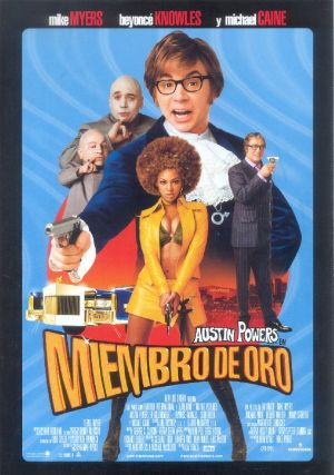Austin Powers in Goldmember 720x1024