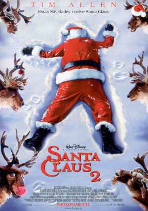 The Santa Clause 2 663x945