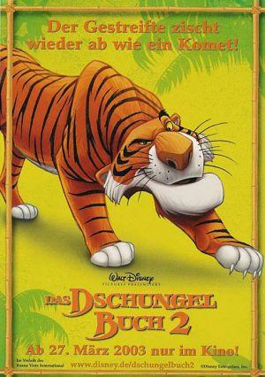 Das Dschungelbuch 2 493x700