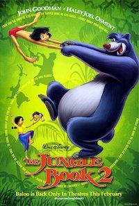 Das Dschungelbuch 2 poster