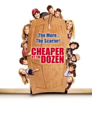 Cheaper by the Dozen 591x738