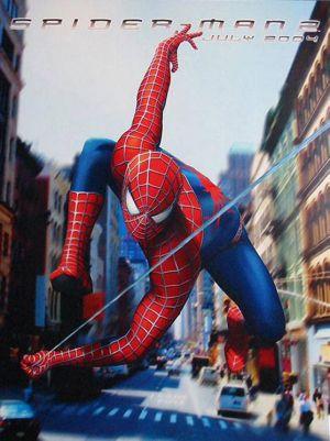 Spider-Man 2 558x745