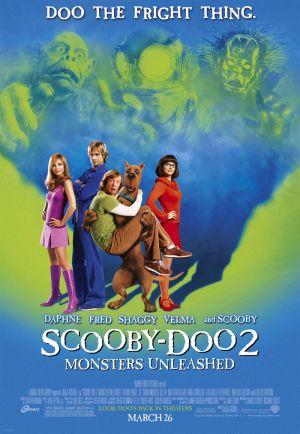 Scooby Doo 2 - Die Monster sind los 700x1013