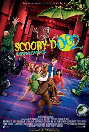 Scooby Doo 2 - Die Monster sind los 550x815