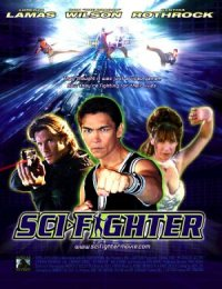 Sci-Fighter poster