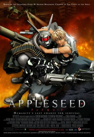 Appleseed 600x876