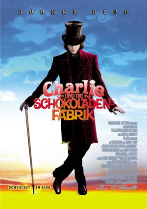 Charlie and the Chocolate Factory 989x1400