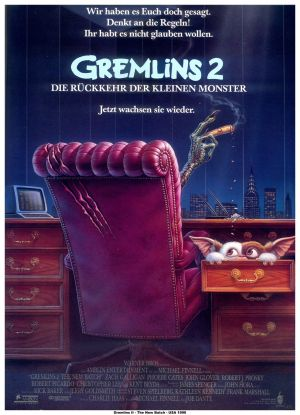 Gremlins 2: The New Batch 1258x1740
