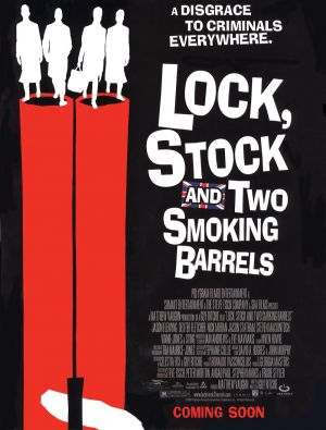 Lock Stock And Two Smoking Barrels Poster