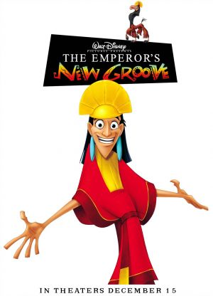 The Emperor's New Groove Poster