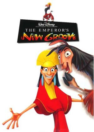 The Emperor's New Groove 426x600