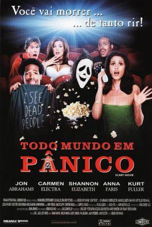 Scary Movie 592x886