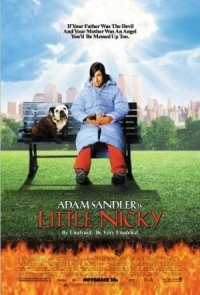 Little Nicky - Satan Junior poster