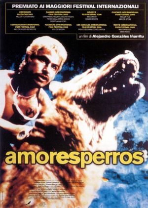 amores perros movie poster. Amores Perros Movie.