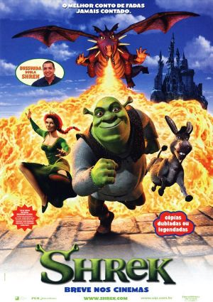 Shrek - Der tollkühne Held 600x850