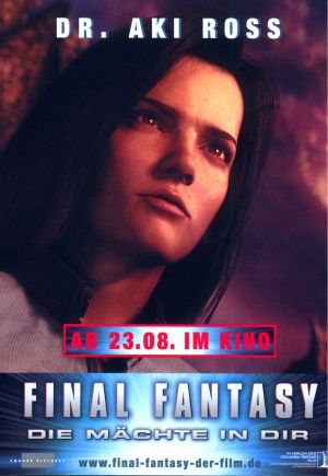Final Fantasy: The Spirits Within 600x870