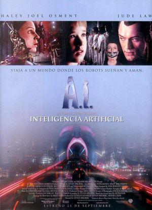 Artificial Intelligence: AI 617x849