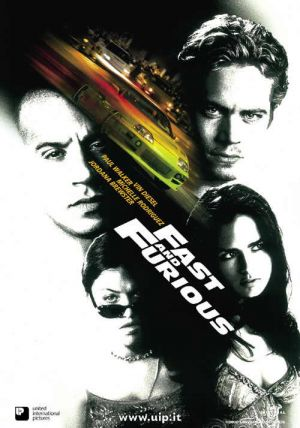 The Fast and the Furious 500x714