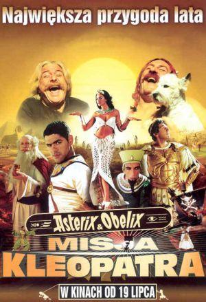 Asterix & Obelix: Mission Kleopatra 547x800