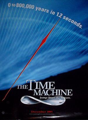 The Time Machine 439x600