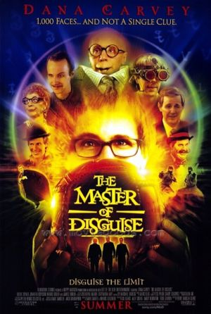 The Master of Disguise 404x600
