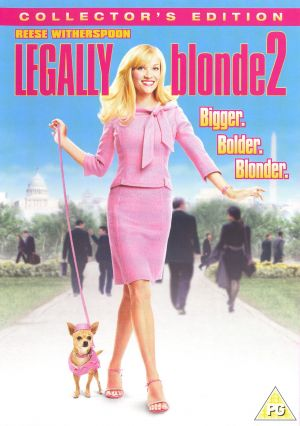 Legally Blonde 2: Red, White & Blonde 1509x2145