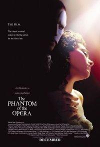 Andrew Lloyd Webber's The Phantom of the Opera poster