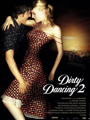 Dirty Dancing: Havana Nights 600x800
