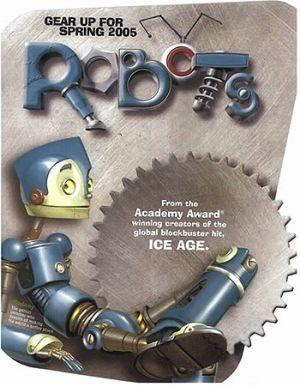 Robots 350x451