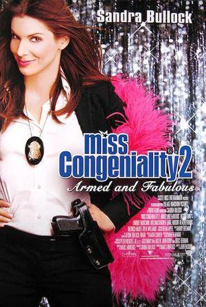 Miss Congeniality 2: Armed & Fabulous 400x594