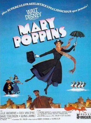 Mary Poppins 661x900