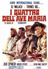 I quattro dell'Ave Maria poster