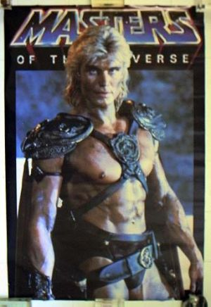 Masters of the Universe 341x496