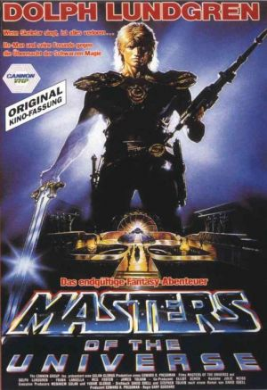 Masters of the Universe 494x720