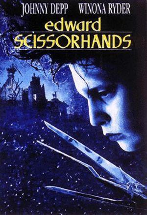 Edward Scissorhands 550x801